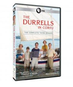 The Durrells DVD