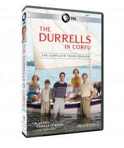 The Durrells DVD