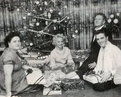 Elvis Christmas With Family