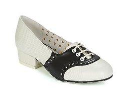 Retro Saddle Style Shoe