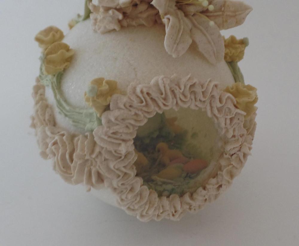Vintage Sugar Egg Image from Rubylane