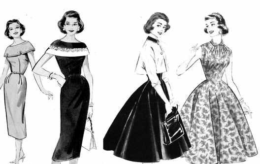 RETRO STYLE CLOTHING