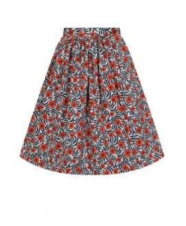 50s style skirt