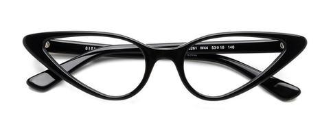 Catseye Eyeglass Frames