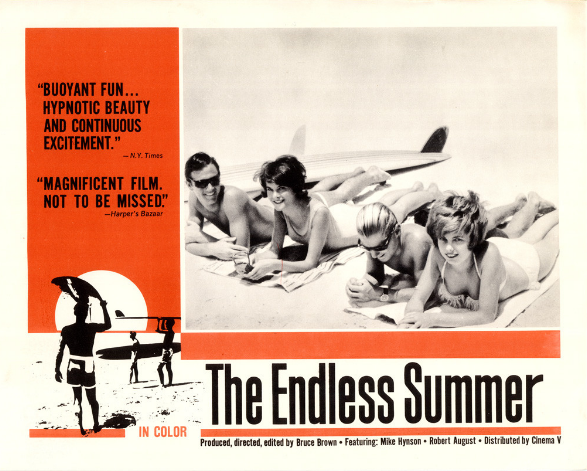 1960s the endless summer pop culture surfing