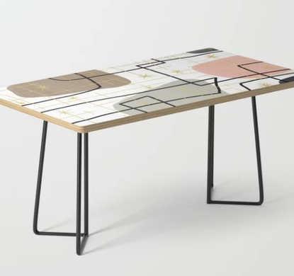 Mid Mod Coffee Table