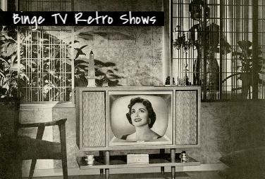 Binge TV Retro Inspired Shows