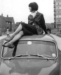 60s Mod Woman