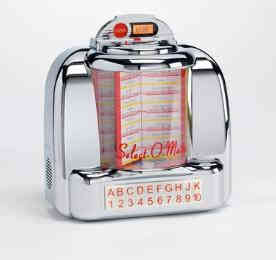 50's Diner Table Jukebox