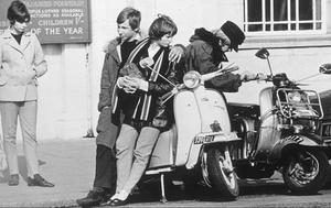 1960s Mod Scene