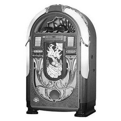 jukebox, 40s 50s music