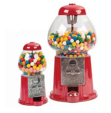 Retro Gumball Machine