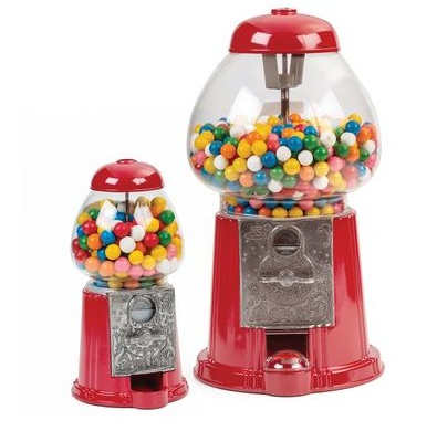 Old Time Gumball Machine