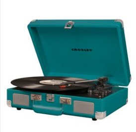 Retro Style Bluetooth Record Player