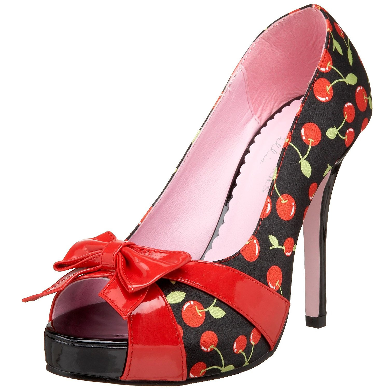 Red Shoes With Outft