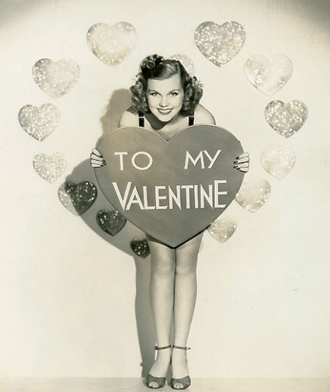 Old Soul Retro Valentines Day