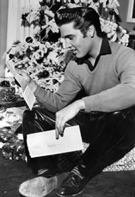 Elvis Receives Draft Notice Christmas 1957