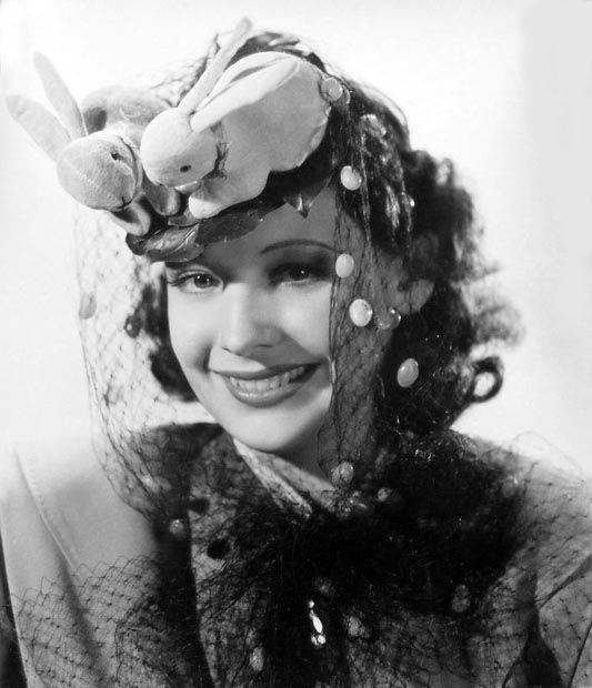 Vintage Easter Bonnet Image from Pinterest