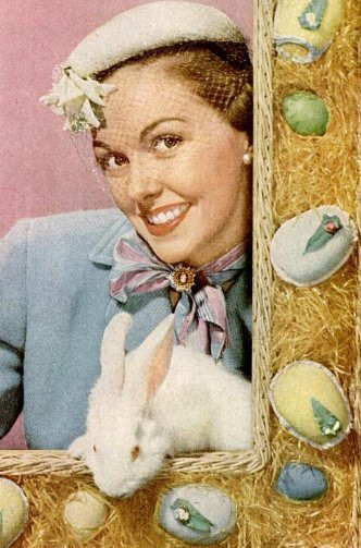 Retro Easter Bonnet