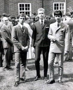 60s Mod Suits