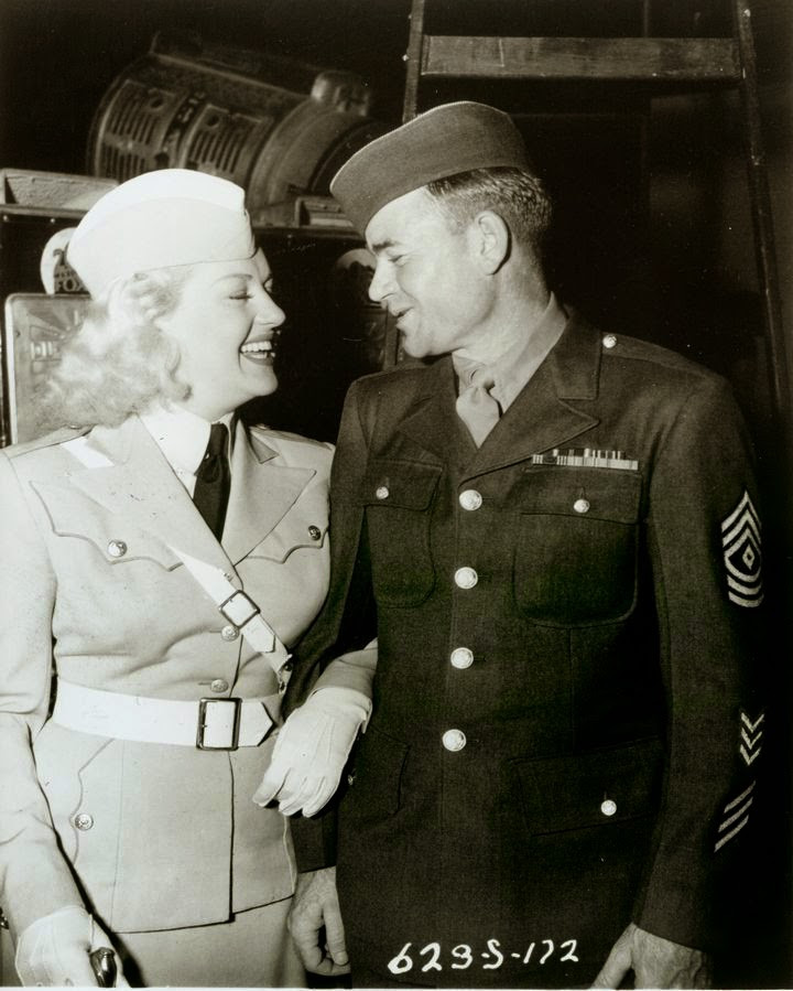 Betty Grable Hollywood Canteen