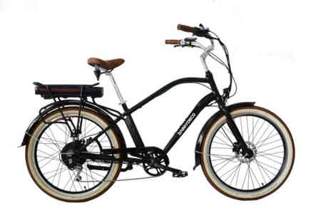 Retro Electric Bike