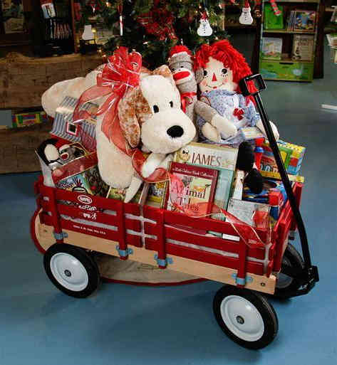 Quality Made Red Wagon