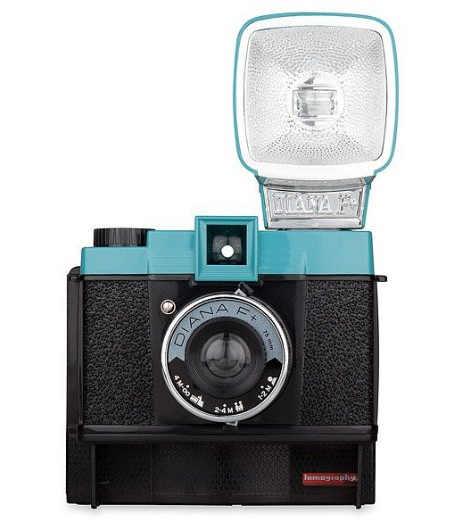Retro Style Instant Camera