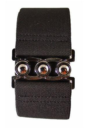 50s Retro Elastic Cinch Belt