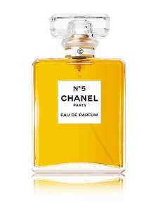 Classic Chanel No 5 Perfume