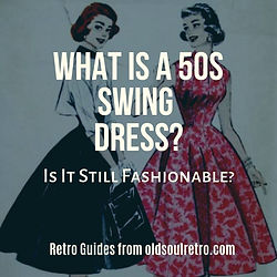 What is a 50s Swing Dress_ Is It Still F