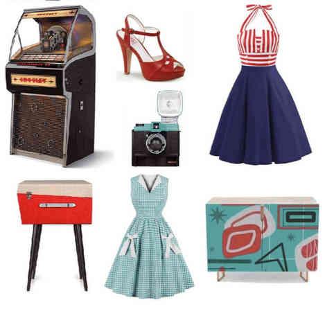 50s Retro Gift Shop