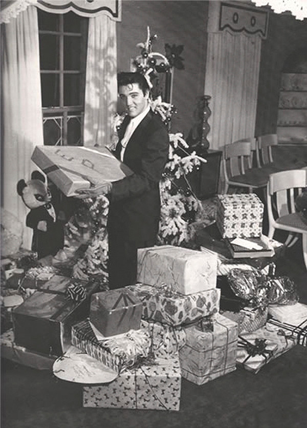 Elvis Christmas Presents