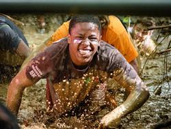 Smiling Muddy Boy