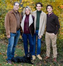 Kilcoin Family with Dog