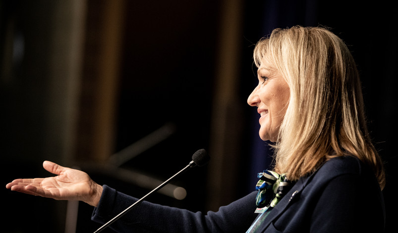 Diane Nelson Speaking