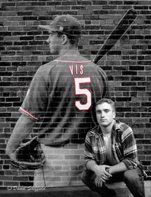 Allen Vis Baseball Photo
