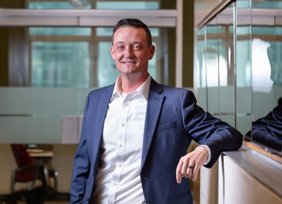 Chris Glass Corporate Headshot