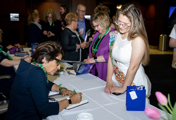 Sylvia Acevedo Book Signing