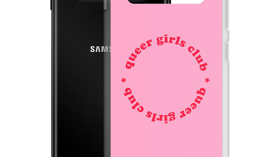 Queer Girls Club - Samsung Phone Case