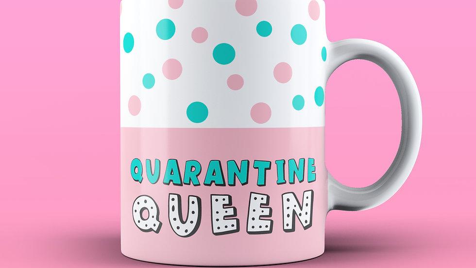 Quarantine Queen Coffee Mug