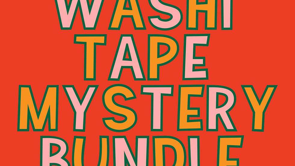 Washi Tape Mystery Bundle