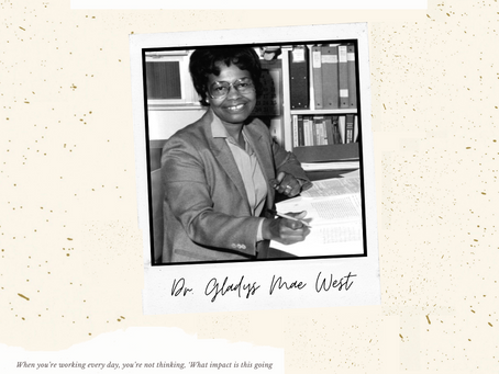 Going the Distance: How Dr. Gladys West Found Her Direction and Ours