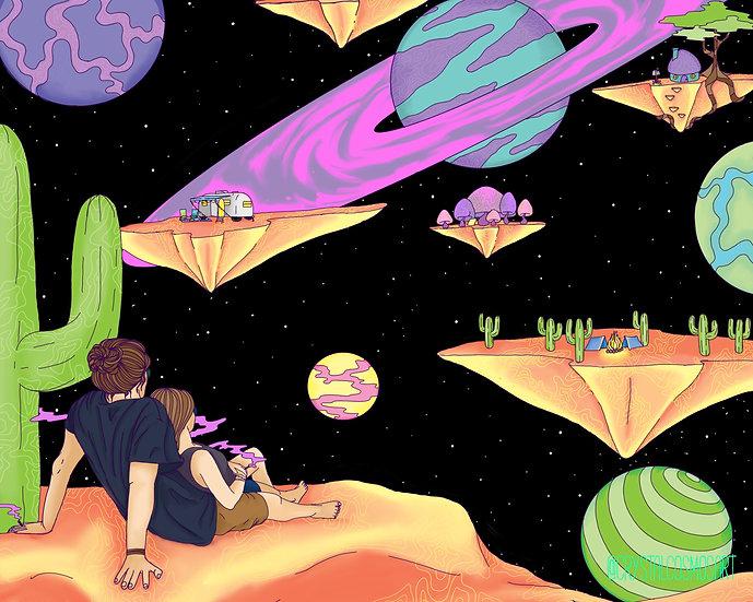 Cosmic views