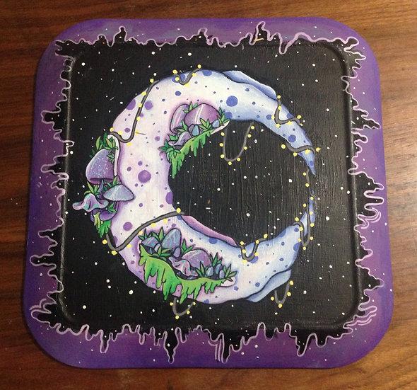 Custom Rolling Tray