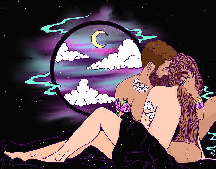 Cosmic Blanket