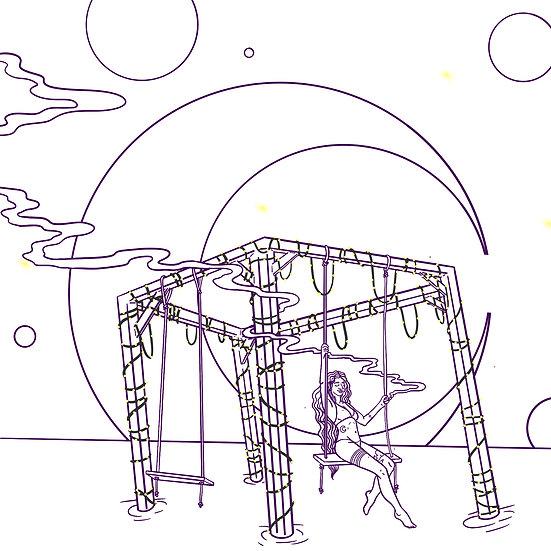 Cosmic Swing Set