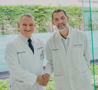 Drs. Naguib and Foss