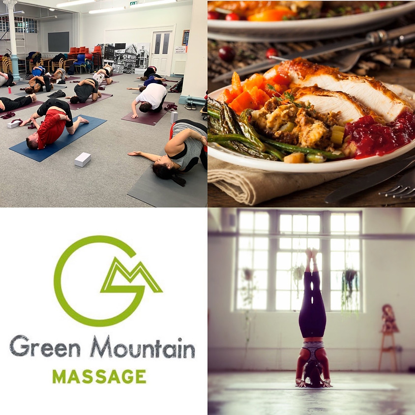 Yoga and Lunch - XMAS SPECIAL!