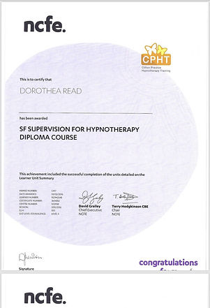 Supervision certificate photo IMG_0694 2